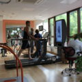 "с пациентами Rehabilitation center ""Lesnoy"""